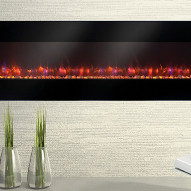 Electric Flame Heating