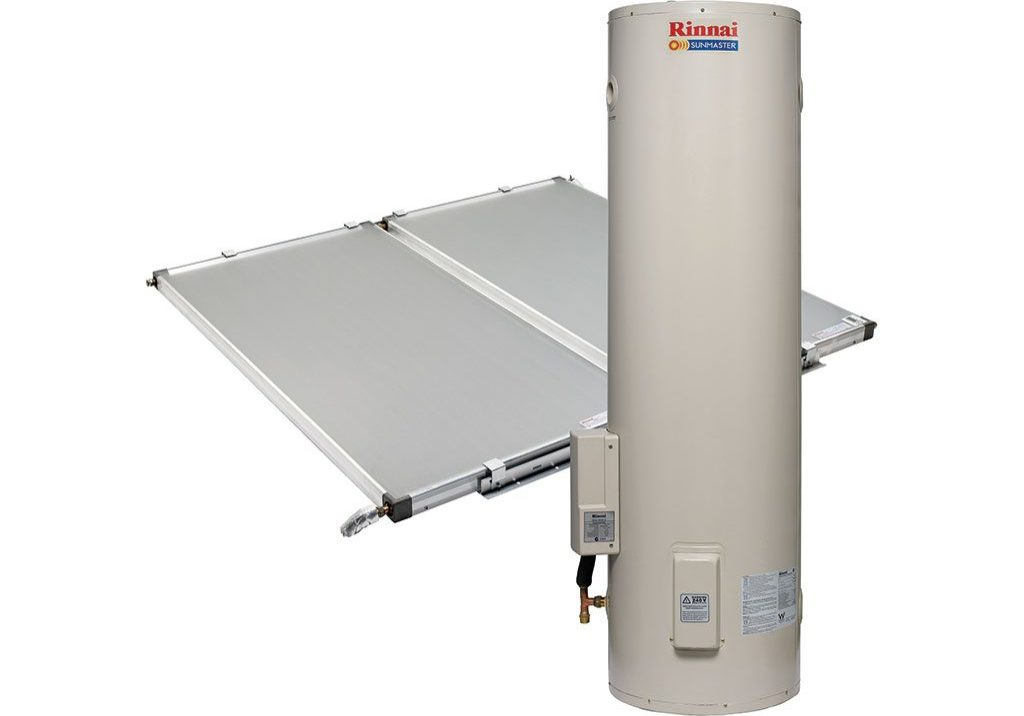 rinnai-sunmaster-solar-hot-water